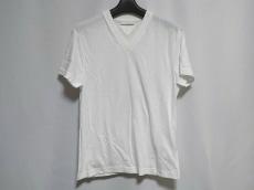 PRADA(プラダ) 半袖Tシャツ サイズXS メンズ美品  白 Vネック