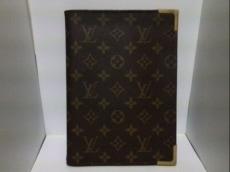 ルイヴィトン 手帳 モノグラム メモ・ノートカバー M56272