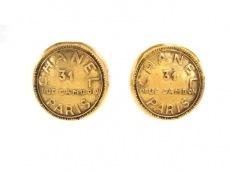 CHANEL(シャネル) イヤリング 金属素材 ゴールド 31 RUE CAMBON