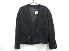 CHANEL(シャネル) ジャケット サイズ38 M レディース  黒
