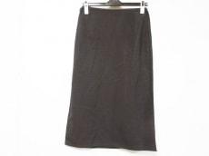 HERMES(エルメス) スカート サイズ34 S レディース ダークブラウン