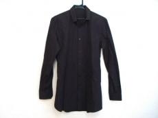 PRADA(プラダ) 長袖シャツ サイズ37  14 1/2 メンズ ダークグレー