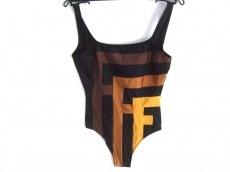 FENDI(フェンディ) 水着 サイズ42 M レディース新品同様  タグ付き