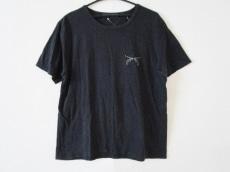 roar(ロアー) 半袖Tシャツ サイズ4 XL レディース 黒×シルバー