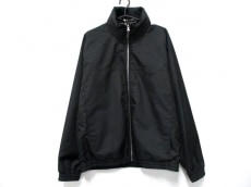 LOUIS VUITTON(ルイヴィトン) ブルゾン サイズ48 L メンズ美品  黒