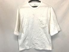 HYKE(ハイク) 半袖Tシャツ レディース 白