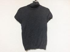 ラルフローレン 半袖セーター レディース美品  ダークグレー