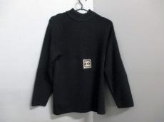 シャネル 長袖セーター サイズ42 L レディース美品  スポーツライン