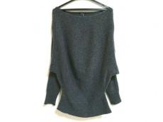セオリー 長袖セーター サイズS/P S レディース ダークグレー