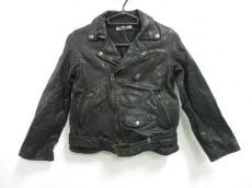 ビューティフルピープル ライダースジャケット サイズ140 レディース