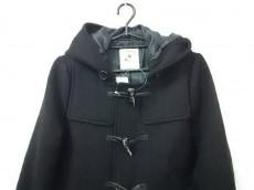 RAY BEAMS(レイビームス) コート サイズF レディース 黒 冬物
