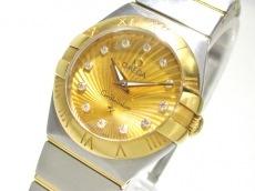 オメガ 腕時計 コンステレーション 123.20.24.60.58.001 レディース