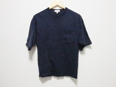 HYKE(ハイク) 半袖Tシャツ サイズ2 M レディース ダークネイビー