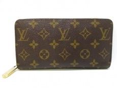 ルイヴィトン 長財布 モノグラム美品  ジッピー・ウォレット M60017