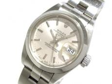 ロレックス 腕時計 オイスターパーペチュアルデイト 79160 シルバー