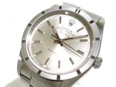 ROLEX(ロレックス) 腕時計美品  エアキング 14010M メンズ シルバー