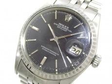 ROLEX(ロレックス) 腕時計 デイトジャスト 1603 メンズ 黒