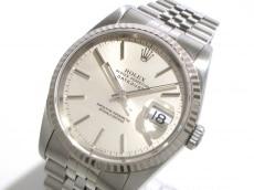 ROLEX(ロレックス) 腕時計 デイトジャスト 16234 メンズ シルバー