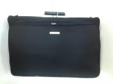 PORSCHE DESIGN(ポルシェデザイン) ビジネスバッグ 黒 2way 化学繊維
