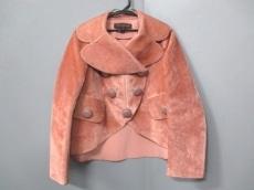 ルイヴィトン コート サイズ36 S レディース美品  ピンクブラウン