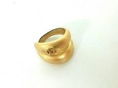 CHANEL(シャネル) リング 金属素材 ゴールド ココマーク