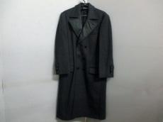 ドルチェアンドガッバーナ コート サイズ46 S メンズ美品  黒