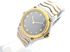 EBEL(エベル) 腕時計美品  クラシックウェーブ 1057901 レディース