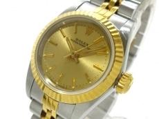 ロレックス 腕時計 オイスターパーペチュアル 67193 レディース