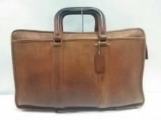 COACH(コーチ) ビジネスバッグ - 330 ブラウン レザー