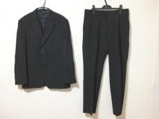 ヴェルサーチ シングルスーツ サイズ54 メンズ 黒 COLLCTION