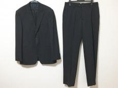 VERSACE(ヴェルサーチ) シングルスーツ サイズ52 メンズ 黒