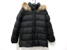 モンクレール ダウンジャケット サイズ00 XS レディース美品  黒