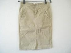 ヒューゴボス スカート サイズ2 M レディース美品  ベージュ