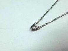 ティファニー ネックレス美品  バイザヤード シルバー×ダイヤモンド
