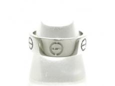 Cartier(カルティエ) リング 51美品  ラブ K18WG サイズ:51