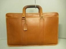 COACH(コーチ) ビジネスバッグ - 5090 ブラウン レザー