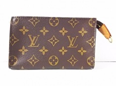 LOUIS VUITTON(ルイヴィトン) ポーチ モノグラム - バケット用ポーチ
