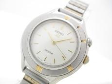 SEIKO(セイコー) 腕時計 EXCELINE 3M21-0A30 レディース アイボリー