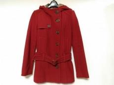 バーバリーブルーレーベル コート サイズ38 M レディース美品  冬物