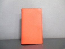 HERMES(エルメス) 手帳美品  ヴィジョン フラミンゴ エバーカラー