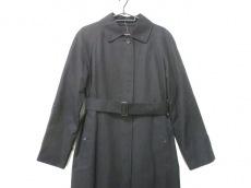 バーバリーロンドン コート サイズ11 M レディース美品  黒 冬物