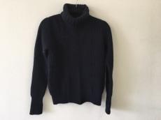 HYKE(ハイク) 長袖セーター サイズ1(C) レディース ネイビー