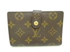 LOUIS VUITTON(ルイヴィトン) 2つ折り財布 モノグラム美品  M61674