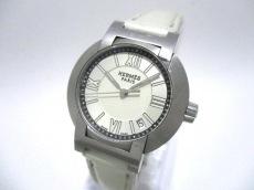 エルメス 腕時計 ノマード NO1.210/NO1.210.230 レディース 白