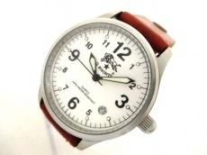IL BISONTE(イルビゾンテ) 腕時計美品  - レディース 白