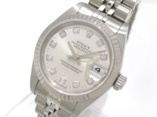 ロレックス 腕時計 デイトジャスト 79174G レディース シルバー