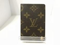 LOUIS VUITTON(ルイヴィトン) カードケース モノグラム M60937