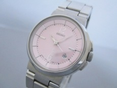 SEIKO(セイコー) 腕時計 ルキア 7N82-6E00 レディース ピンク
