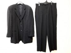 ジョルジオアルマーニ シングルスーツ サイズ21 メンズ 黒