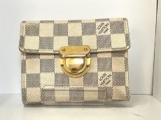 ルイヴィトン 3つ折り財布 ダミエ ポルトフォイユ・コアラ N60013